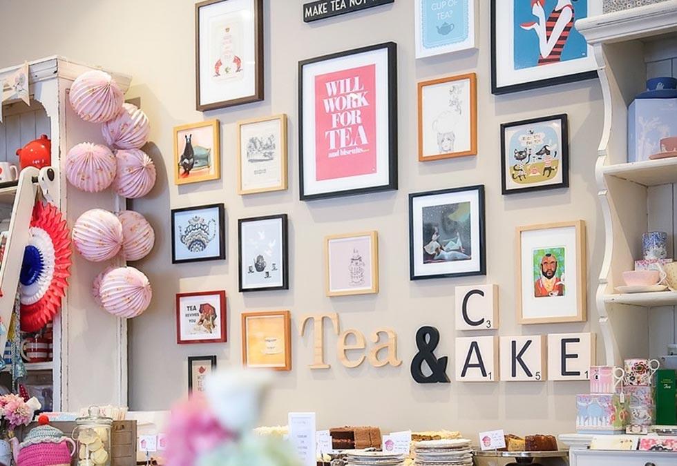 Weekend Getaways   Berry Tea Shop