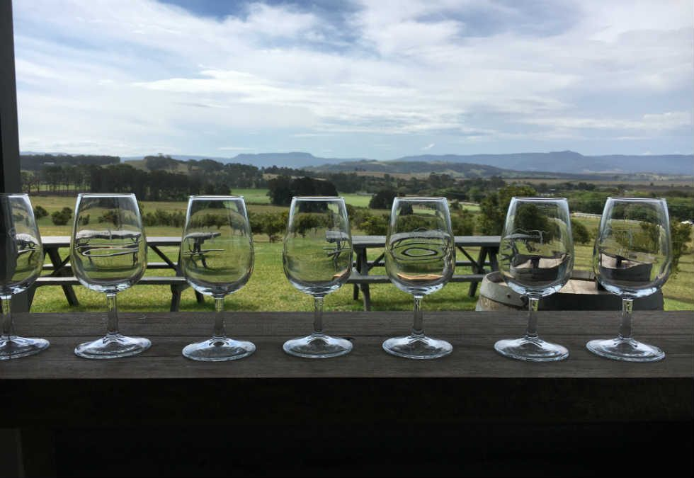 Girls Tour – South Coast Wineries
