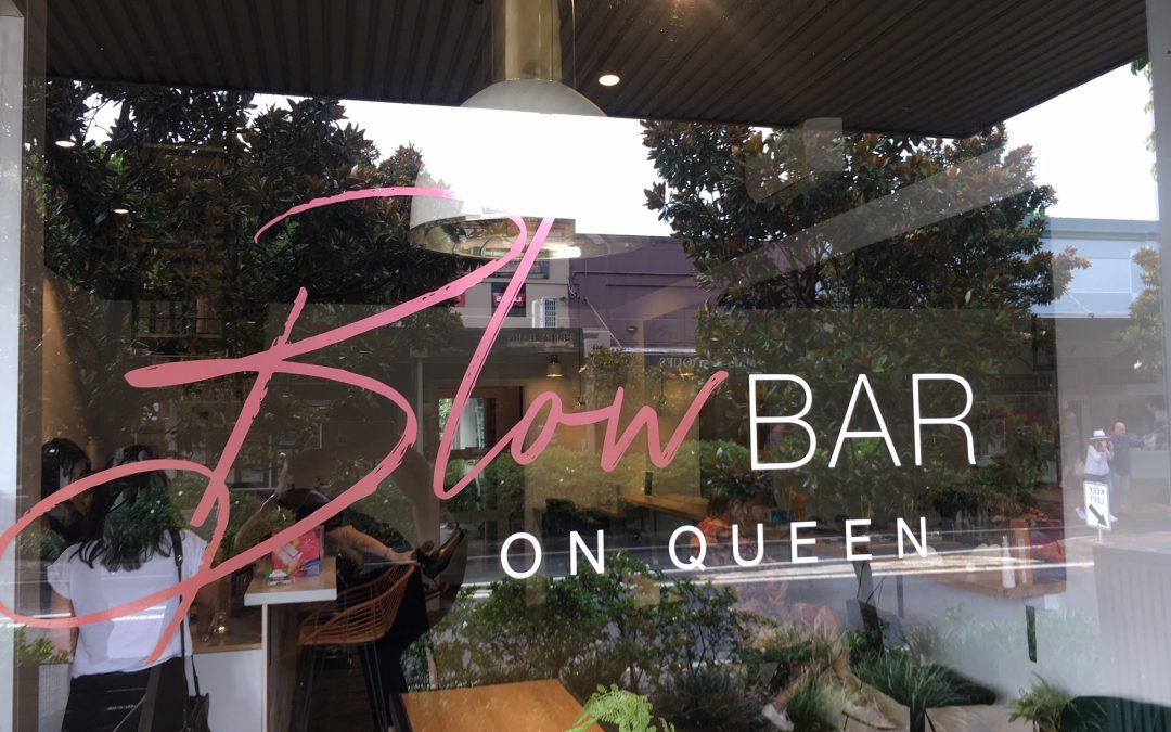 Fab new Blow Bar in Berry – glam it up!
